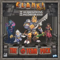 CLANK! LEGACY : ACQUISITIONS INCORPORATED -  THE C TEAM PACK (ENGLISH)